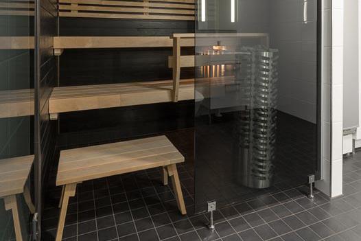 Tasoittajankatu, Lohja - Sauna