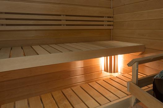 Betonikatu, Lohja - Sauna